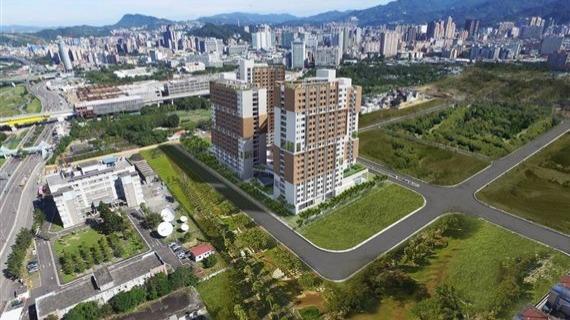 新店央北青年社會住宅