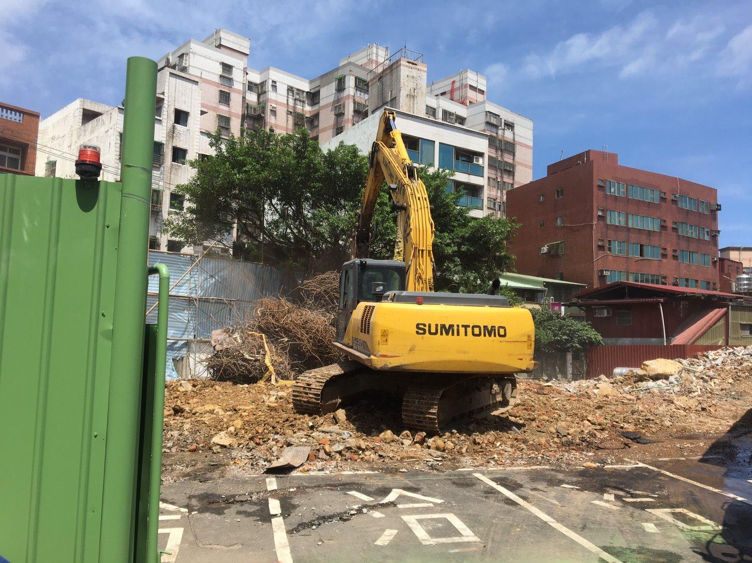 淡水分局三芝分駐所拆除重建工程