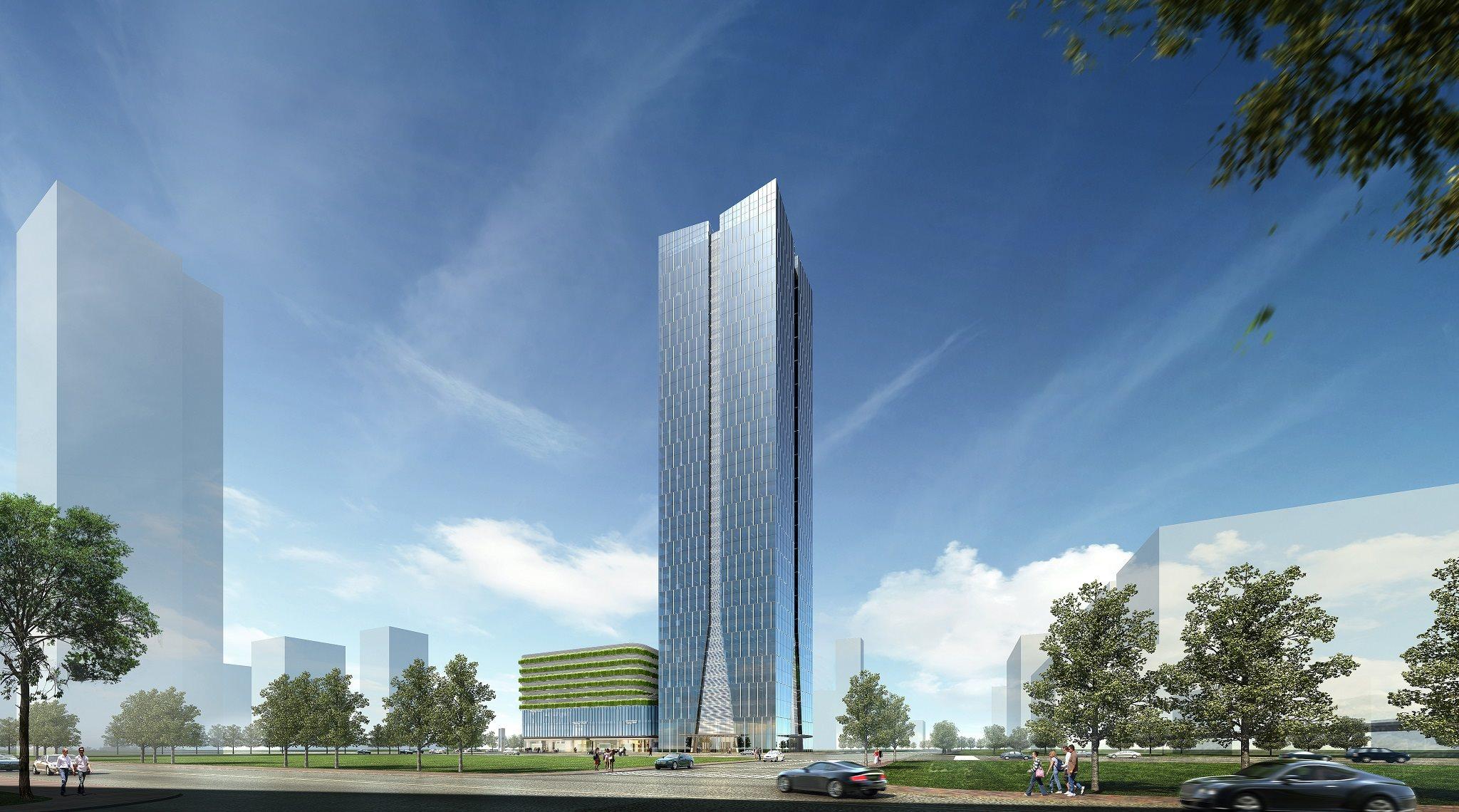 新莊國際創新園區 打造高端服務產業空間(施工中)