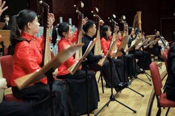 台北簪纓國樂團-戀戀簪纓公演