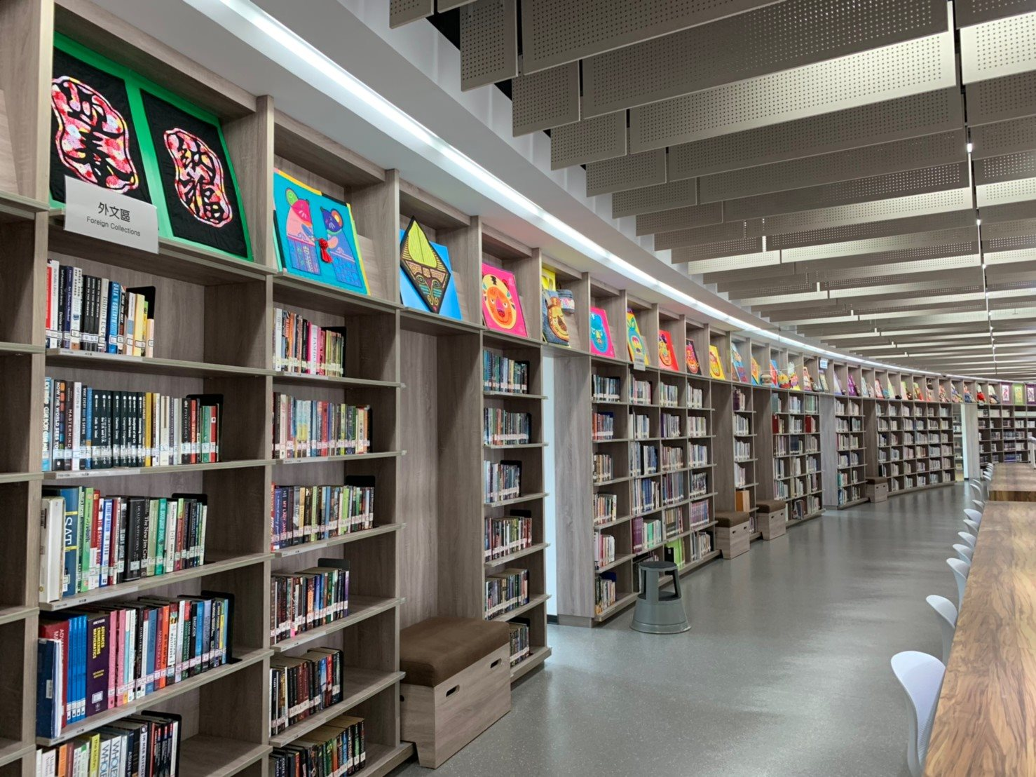 時尚 浪漫 文青最愛圖書館