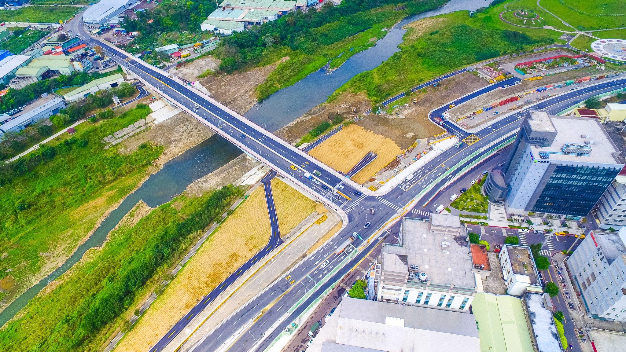 拓寬柑城橋及引道改建工程