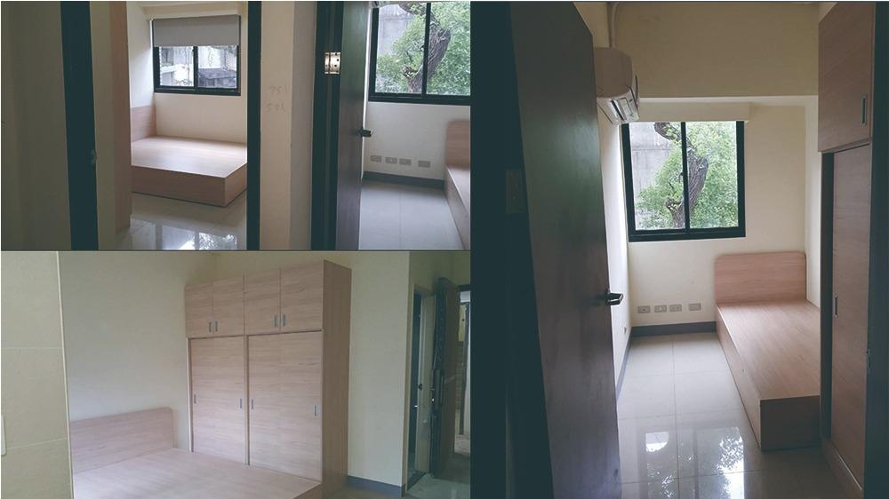 板橋府中青年社會住宅-室內完工