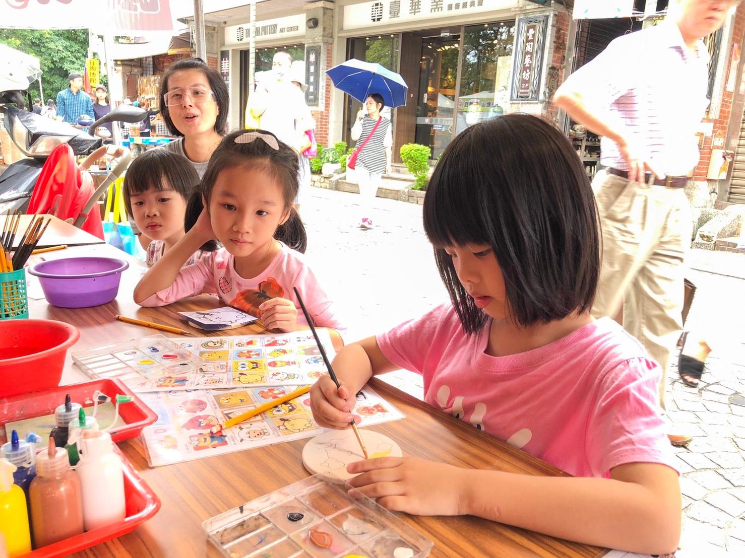 青陶市集DIY體驗