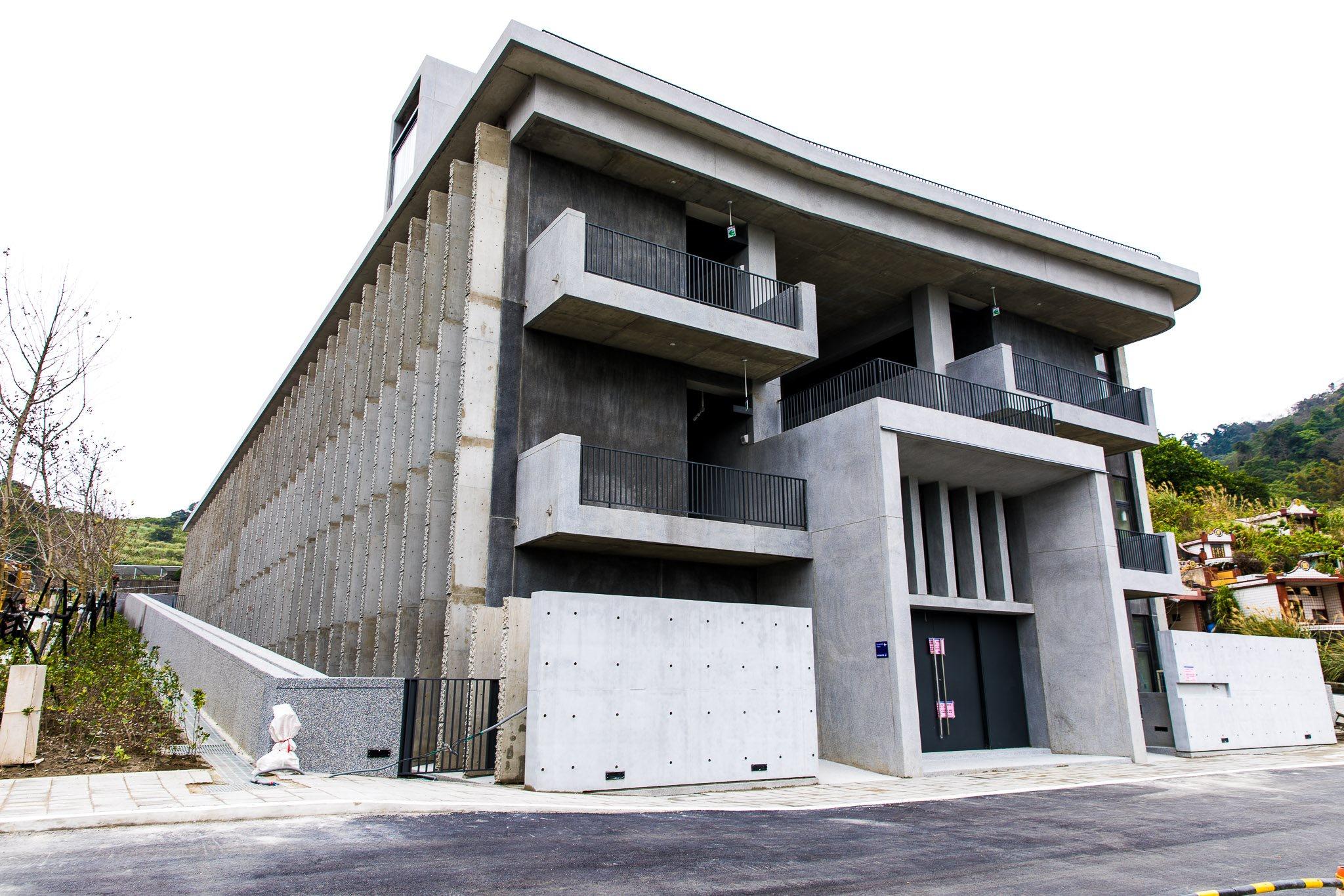 新建樹林生命紀念館(施工中)