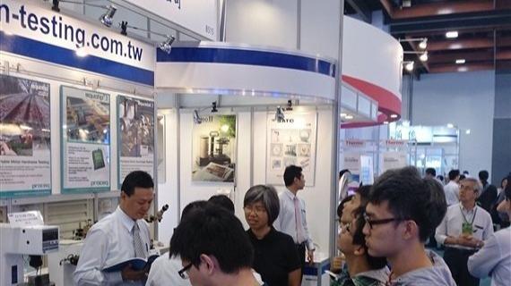 102年台北國際儀器展