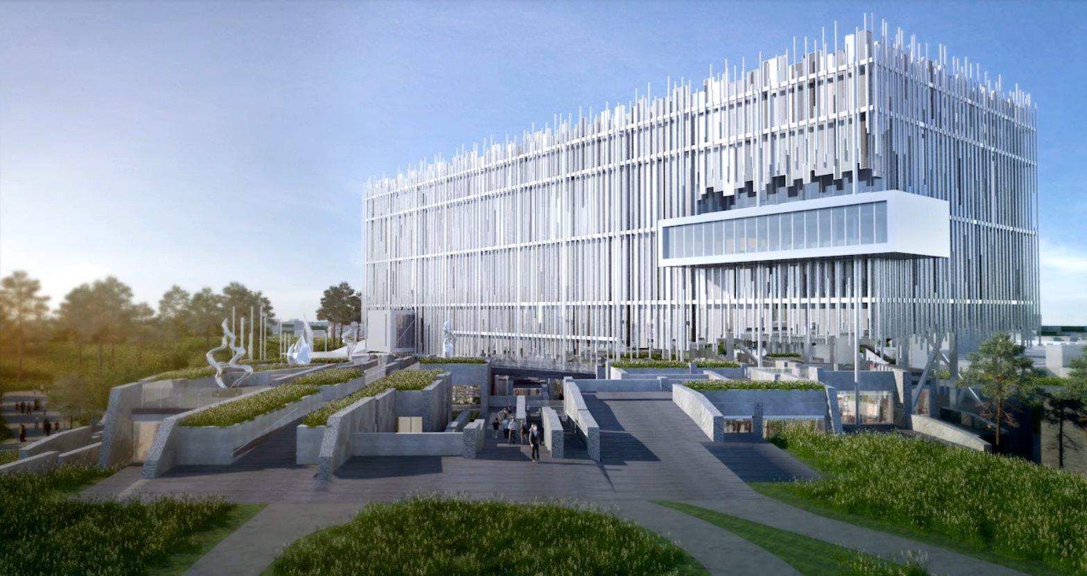 新建新北市立美術館(施工中)