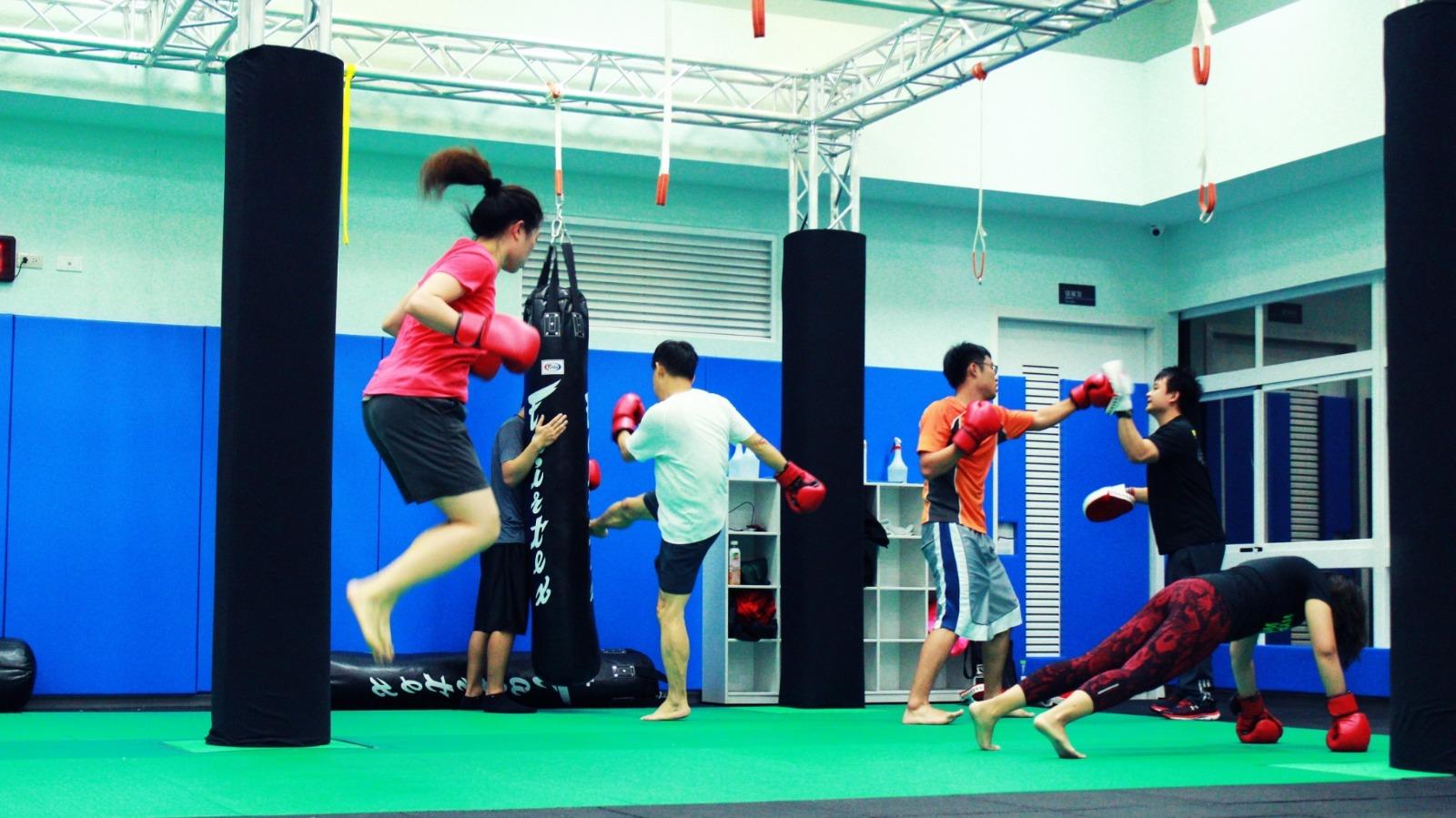 新五泰國民運動中心-技擊教室