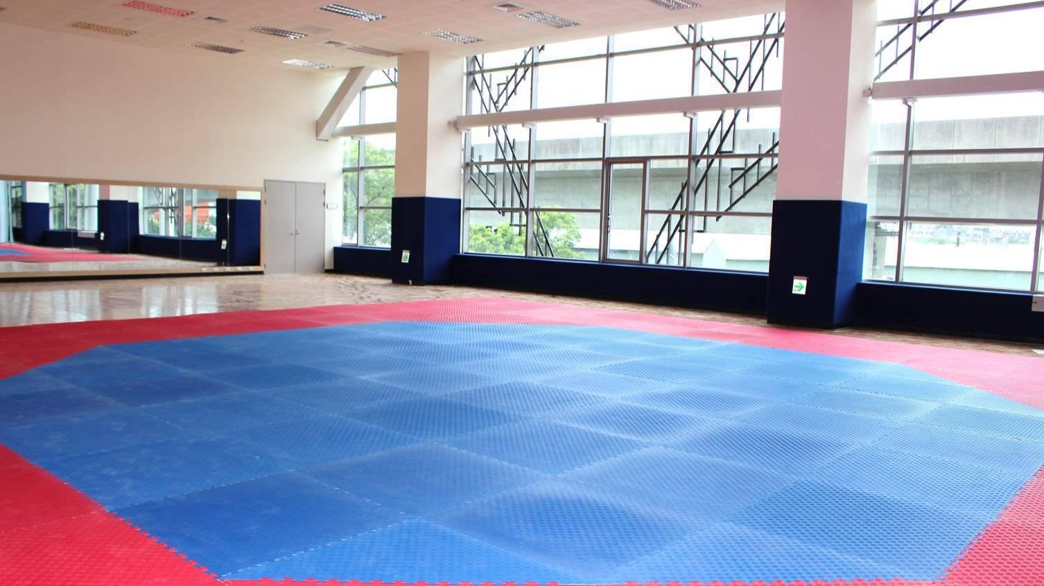 樹林國民運動中心-跆拳道