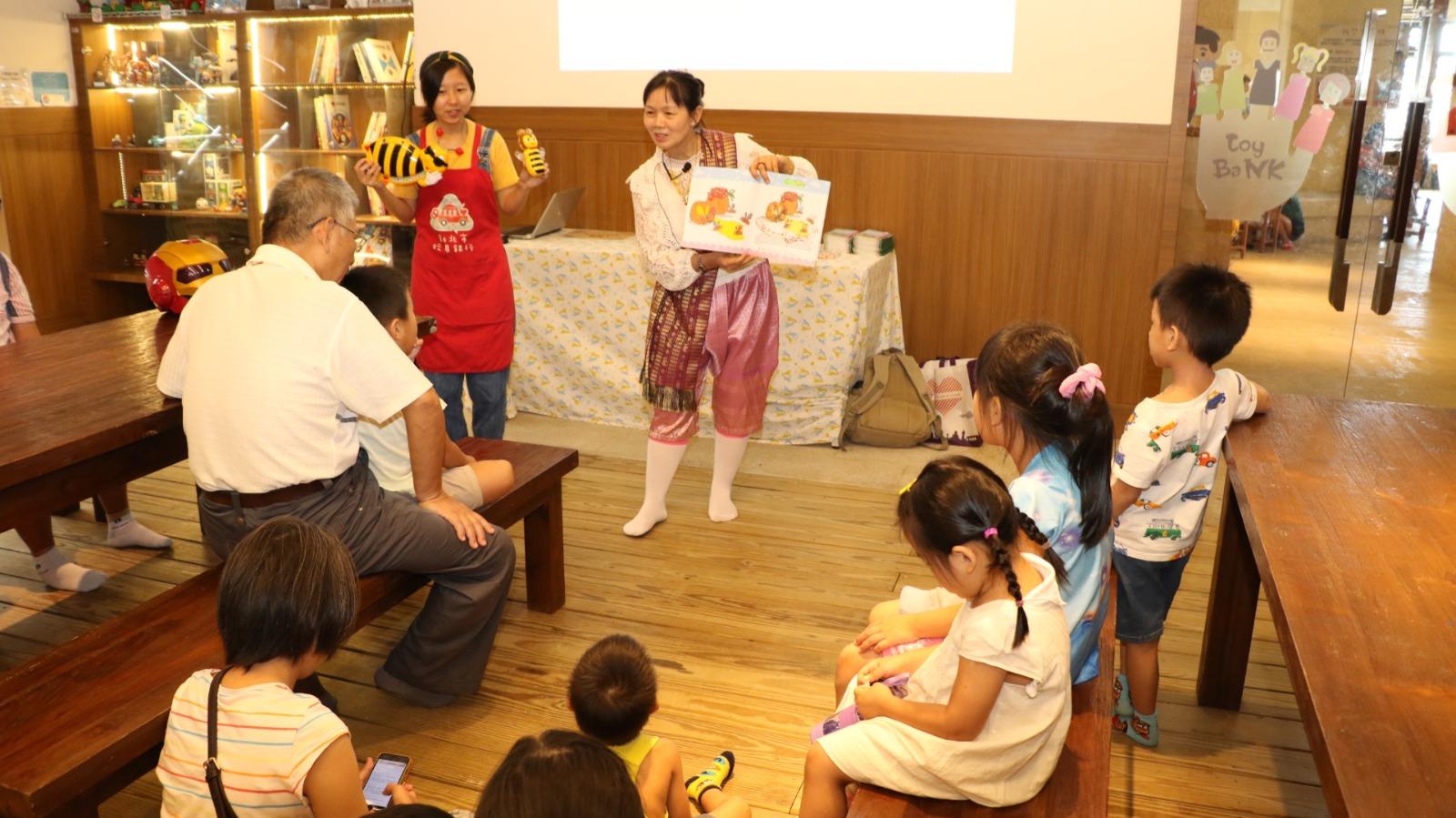 新住民姐妹融入台灣社會 ,創造自已的價值