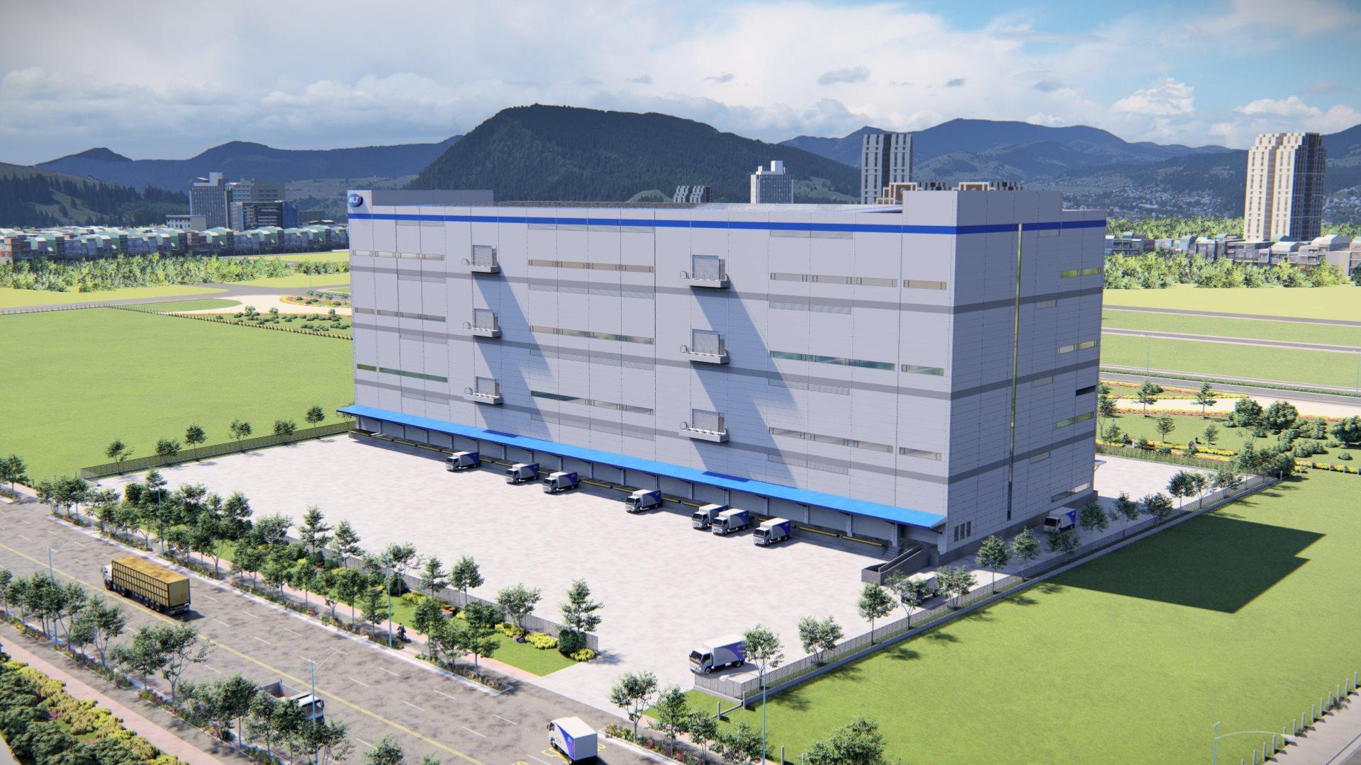 新北市臺北港特定區第二種產業專用區招商案(完成簽約)