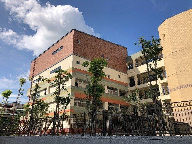 碧華國小-老舊校舍整建工程(已完工)